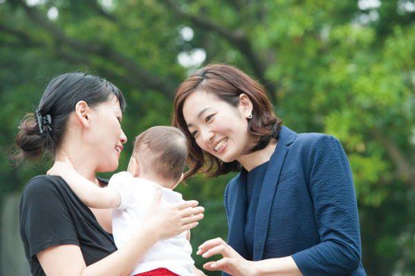 「ママ職」の提案する新しいママの生活スタイル
