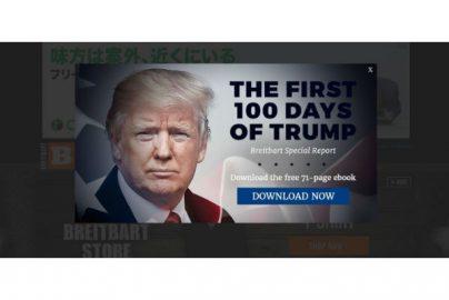 トランプべったりの右派メディア「ブライトバート」 フェイクニュースではない巧妙さのサムネイル画像