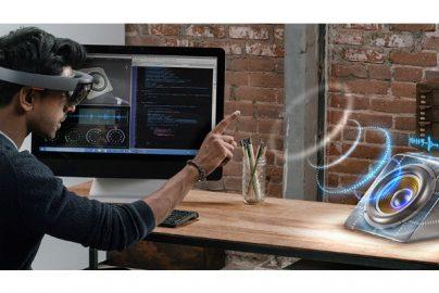 最低でも33万円から マイクロソフト「ホロレンズ」で見える未来のサムネイル画像