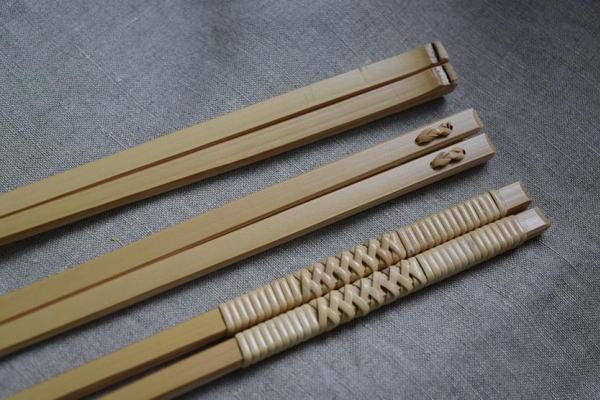竹聲館,竹の菜箸,伝統工芸,竹細工