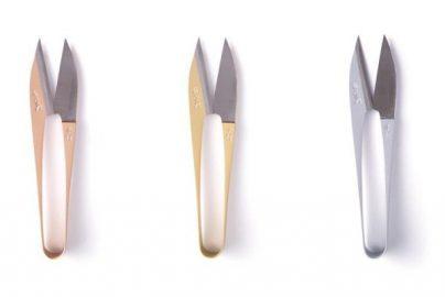 この技術は世界でただ一人!はさみ鍛冶4代目が作る「握り鋏」のサムネイル画像