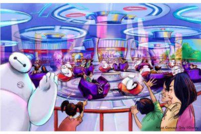TDL新エリア起工式「美女と野獣」などテーマ。750億円かけ2020年春開業へのサムネイル画像
