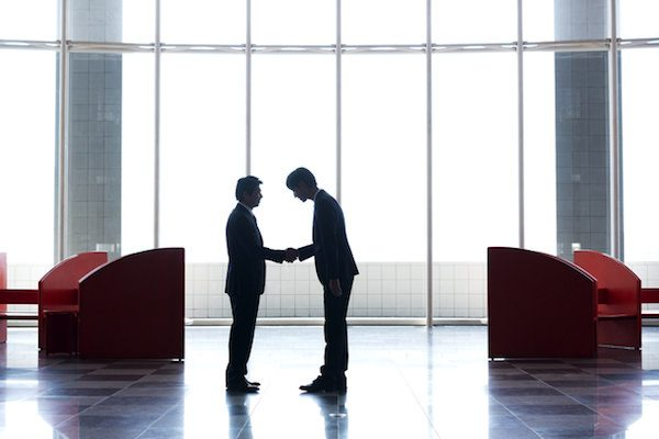 一流の営業マンが実践する「商談おわりの挨拶」とは?