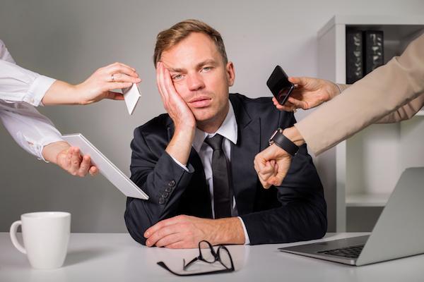 労働環境,フランス,ストレス