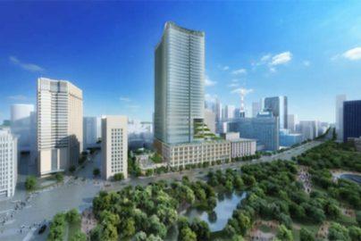 第2の東京ミッドタウン 日比谷に18年3月にオープン 銀座・有楽町とつながる巨大商業エリアに?のサムネイル画像