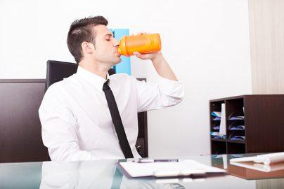 バリバリ働きたいビジネスパーソンの効果的「プロテイン」摂取法のサムネイル画像