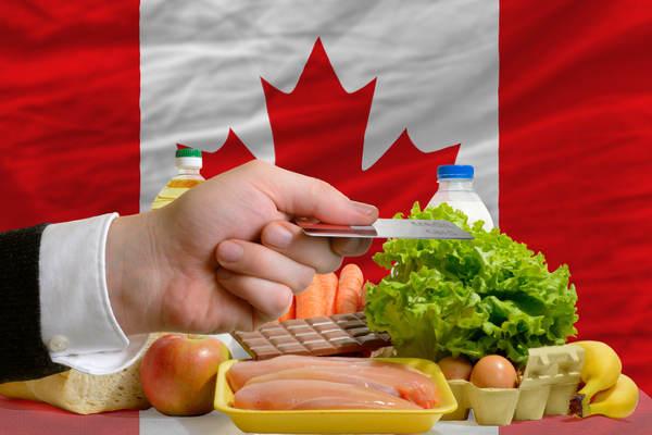 カナダ,Visa,ウォルマート