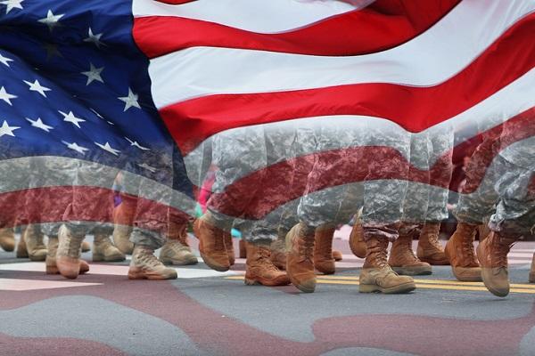米国,軍事力,移民,トランプ政権
