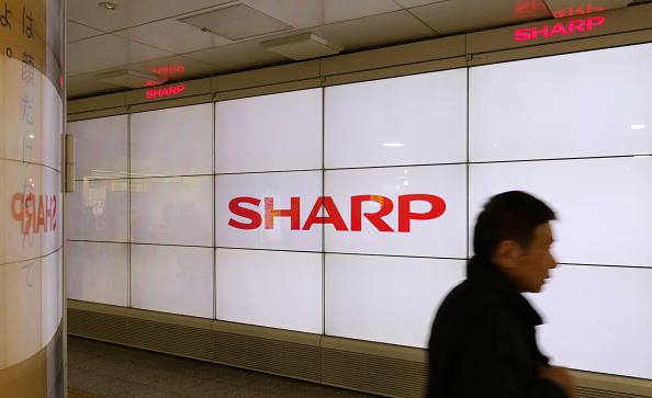 Sharp Corp. President Kozo Takahashi Earnings News Conference