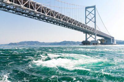 四国新幹線整備のためのスペースを外国人客向けの観光施設に【大鳴門橋】のサムネイル画像