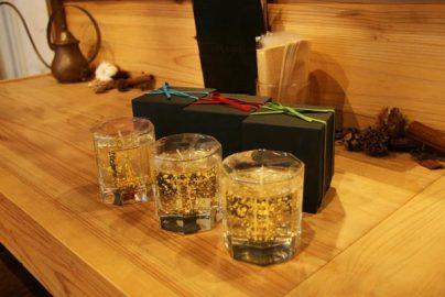 金沢の伝統工芸・金箔が彩る「Kou×Kanazawa 金箔キャンドル」のサムネイル画像