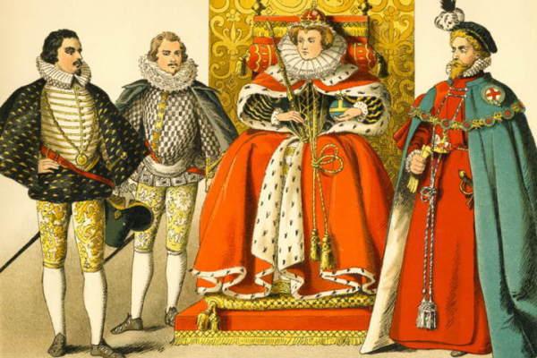 財テク, エリザベス1世, 女王, イギリス