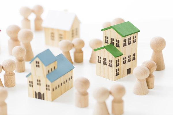 住宅購入,中堅会社,展示場