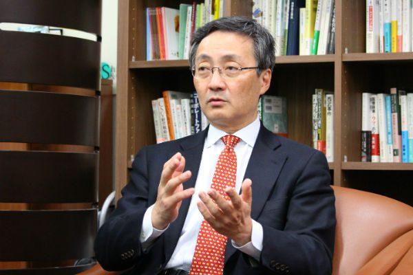 「数値化できない人の価値こそプレミアムの源泉」――渋澤健 コモンズ投信 会長