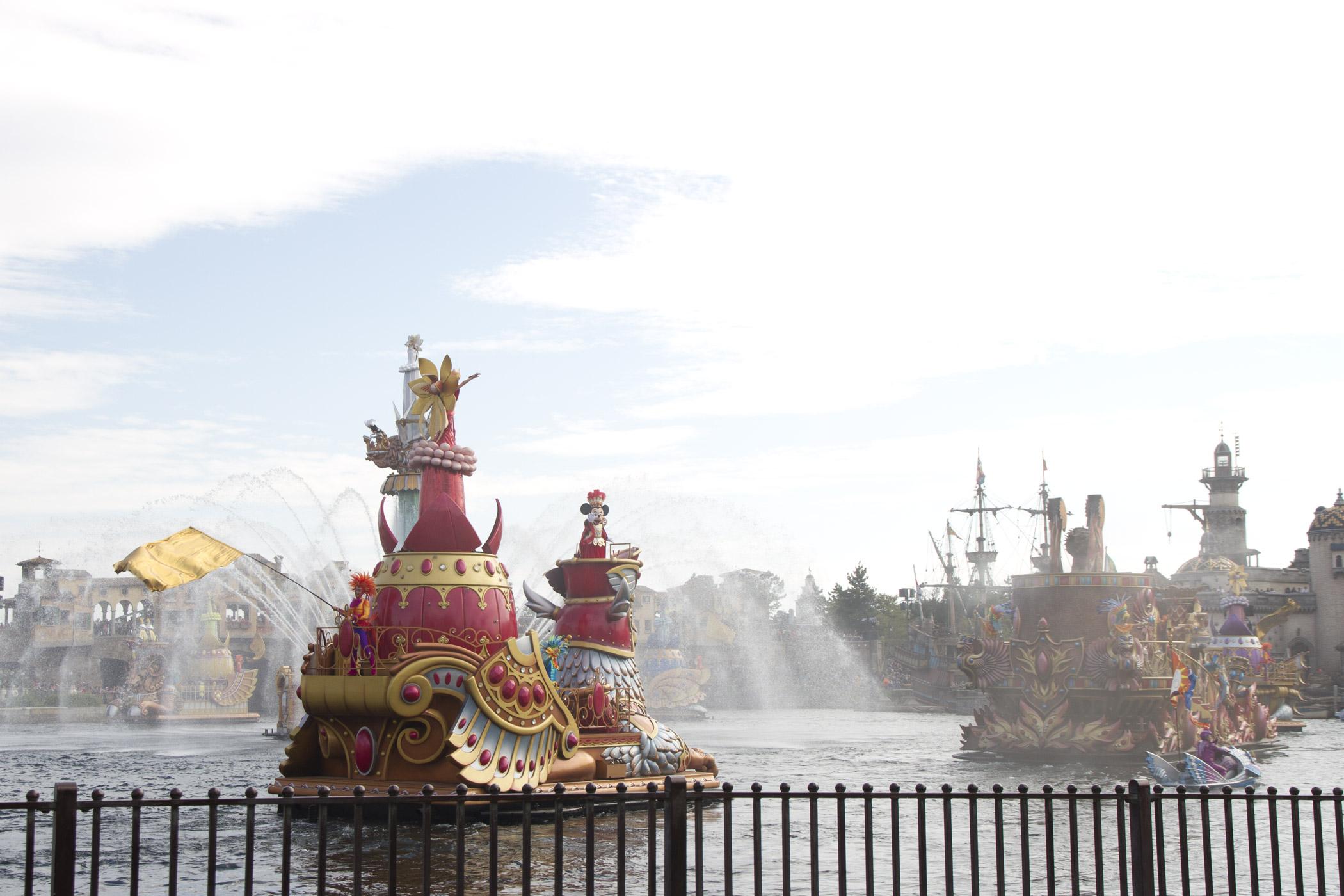 オリエンタルランド 減収減益も計画通り推移 4月にチケット値上げのサムネイル画像