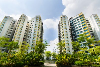 シンガポールの住宅価格、下落基調に歯止め? 1年後には10%増とモルガン予測のサムネイル画像