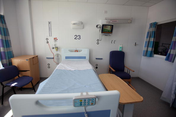 New £545 Million Super Hospital Opens Its Doors To Its First Patients