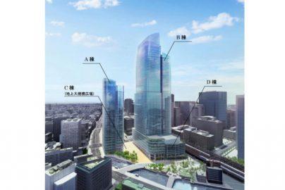 高さ390m、「日本一」のビル着工へ、東京駅周辺 街全体の完工は2027年度のサムネイル画像