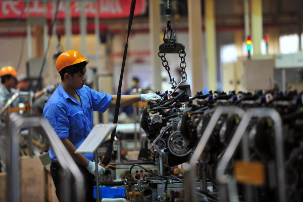PMI指数が語る景気減速、中国当局の政策テコ入れ効果は?のサムネイル画像