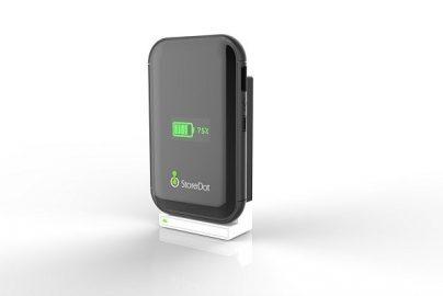 「5分の充電でスマホが8時間使える」イスラエルの高速充電バッテリー技術のサムネイル画像