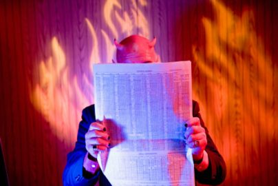 なぜ、銀行員は毎朝「日経新聞の読み合わせ」をするのか?のサムネイル画像