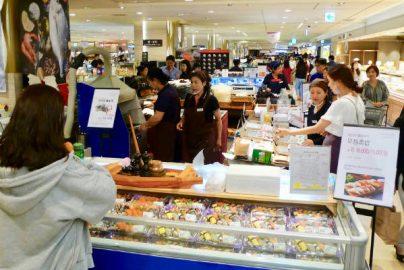 韓国の百貨店が「デパ地下」に続々投資、食品の売上比率がブランド品と同じ百貨店ものサムネイル画像