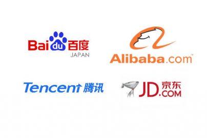 中国・四大国有銀行とBATJ(バイドゥ、アリババ、テンセントほか)の提携進むのサムネイル画像