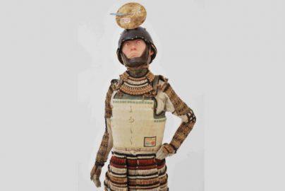 アートな武士たちに注目! 野口哲哉展『ANTIQUE HUMAN』のサムネイル画像