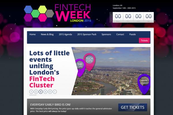 FINTECH WEEK LONDON