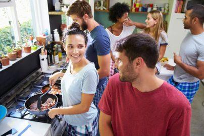 友だちとアパートをシェア、住宅手当はもらえる?のサムネイル画像