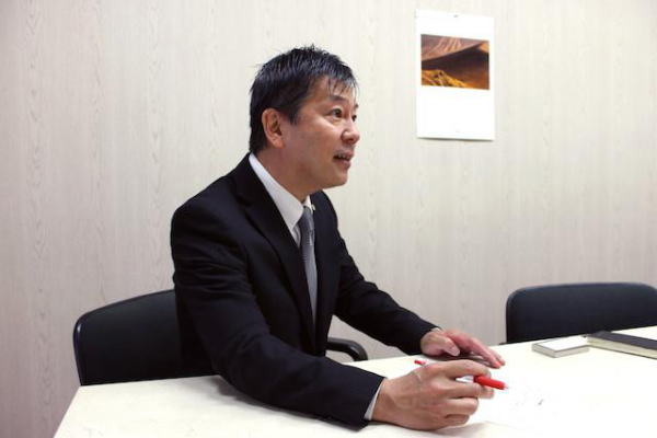LEC専任講師 特定社会保険労務士 澤井清治氏(澤井国際事務所)