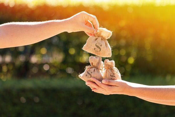 贈与税の控除を受けると節税できる!