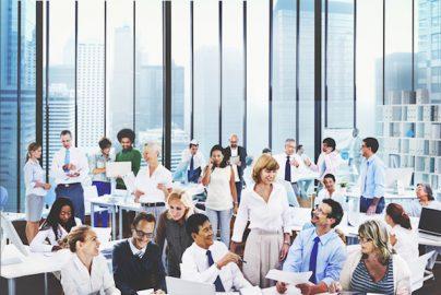 社員満足度が上がるオフィス作りのポイントのサムネイル画像