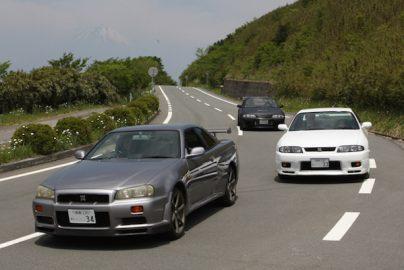 「スカイラインGT-R」世界のユーザー魅了する歴代の名車のサムネイル画像