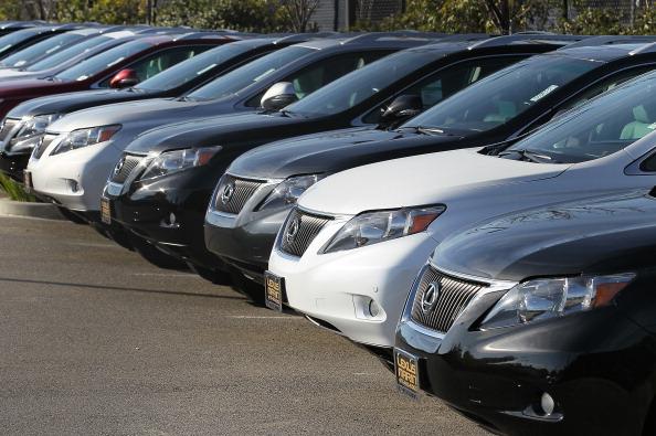 ユーロ反転で、自動車株に一服の兆しのサムネイル画像