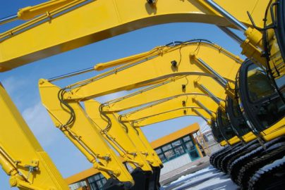 建機出荷額15%増 桶屋銘柄をご紹介のサムネイル画像