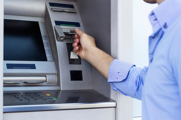 インド,ATM,銀行
