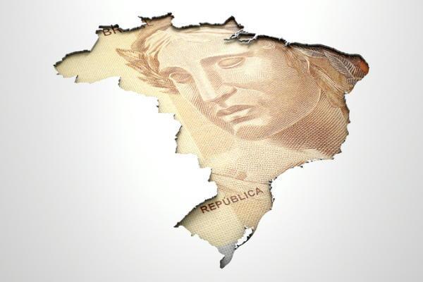 ブラジル経済,GDP,マイナス成長