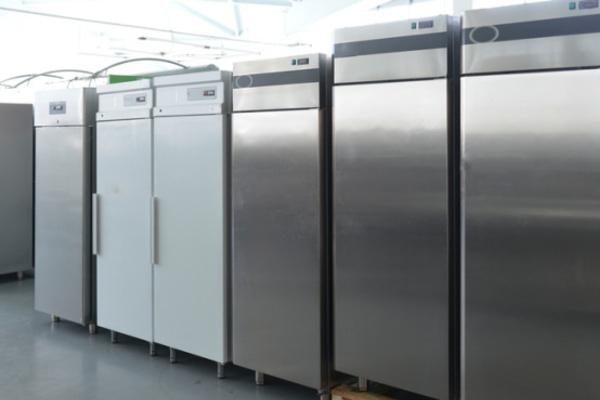 脱フロン,ノンフロン型冷凍機,業務用冷凍冷蔵庫