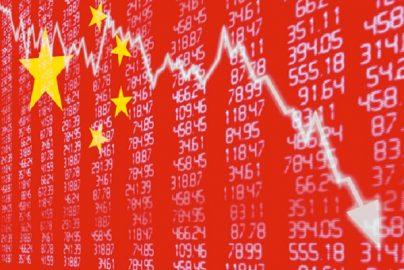 中国株が大暴落!?その理由とはのサムネイル画像