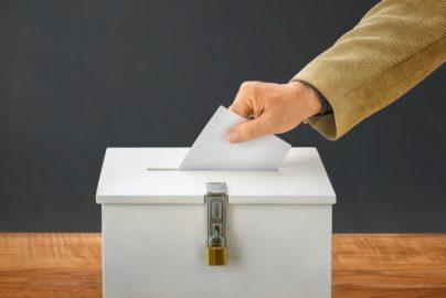 来月22日投開票 選挙関連銘柄に注目!のサムネイル画像