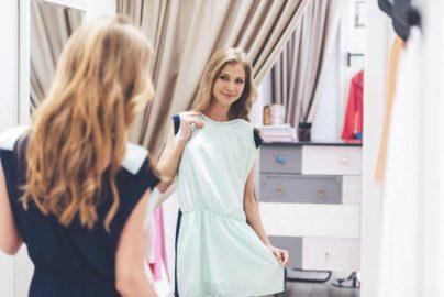 試着室からスマホと鏡で楽々決済「スマート試着室」のサムネイル画像