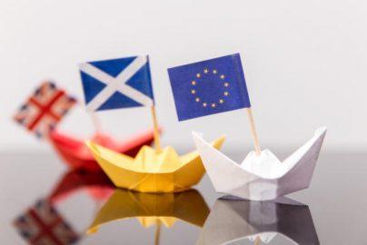 スコットランド、英国から独立してもEU残留の可能性ゼロ?のサムネイル画像