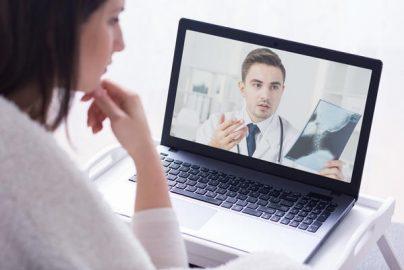オンライン診療優遇 関連銘柄に注目のサムネイル画像