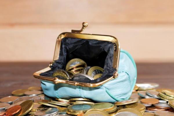 財布, お金持ち