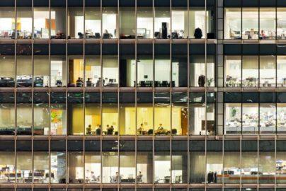東京都心部Aクラスビルのオフィス市況見通し(2017年)-2017年~2023年のオフィス賃料・空室率のサムネイル画像