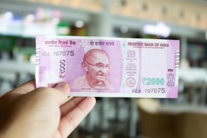 紙幣刷新で景気下振れも、政治的には成功かのサムネイル画像