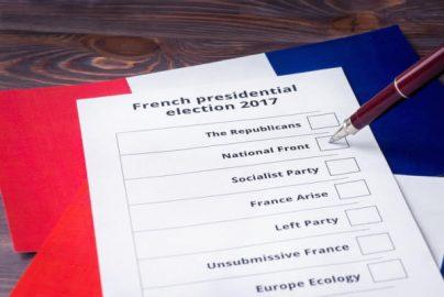 混迷深まるフランス大統領選挙-極右対極左の決選の可能性も浮上のサムネイル画像
