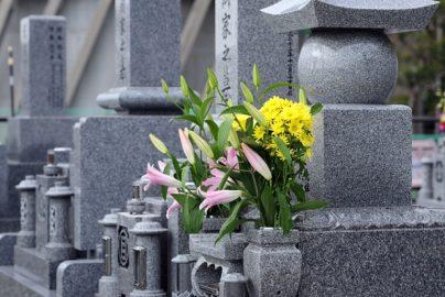 お墓、霊園探しの3つのポイント 生前墓を建てる?のサムネイル画像