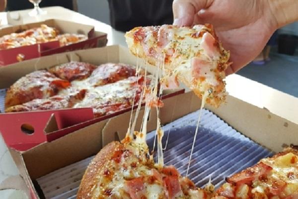 ピザ,市場規模,デリバリー